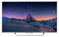 "Sony KD-49X8307C 49"" 4K Ultra HD Wi-Fi Argento LED TV"