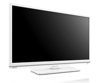 "Toshiba 24D1534DG 24"" HD Bianco LED TV"