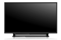 "Toshiba 32W1533DG 32"" HD Nero LED TV"