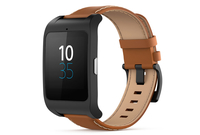 "Sony Smartwatch 3 SWR50 1.6"" TFT 38g Marrone smartwatch"