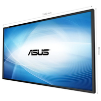 "ASUS SE655-Y Digital signage flat panel 65"" LCD Full HD Nero signage display"