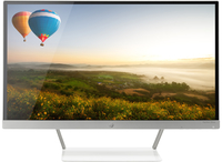 "HP Pavilion 25xw 25"" Full HD IPS Opaco Argento, Bianco monitor piatto per PC"