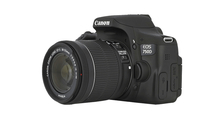Canon EOS 750D + EF-S 18-135 Kit fotocamere SLR 24.2MP CMOS 6000 x 4000Pixel Nero