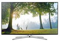 "Samsung UE50H6200AK 50"" Full HD Compatibilità 3D Smart TV Wi-Fi Nero, Argento LED TV"