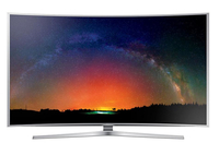 "Samsung UE48JS9000L 48"" 4K Ultra HD Compatibilità 3D Smart TV Wi-Fi Argento LED TV"