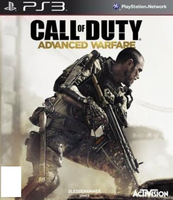 Sony Call of Duty: Advanced Warfare, PS3 Basic PlayStation 3 videogioco