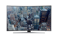 "Samsung UE65JU7500L 65"" 4K Ultra HD Compatibilità 3D Smart TV Wi-Fi Nero, Argento LED TV"