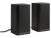HP 2.0 Black S5000 Speaker System 4W Nero altoparlante