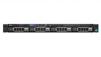 DELL PowerEdge R430 1.6GHz E5-2603V3 Rastrelliera (1U) server