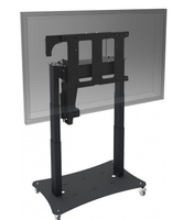 "iiyama MD 062B7650 55"" Fixed flat panel floor stand Nero base da pavimento per tv a schermo piatto"