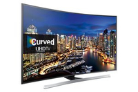 "Samsung UE55JU7500T 55"" 4K Ultra HD Compatibilità 3D Smart TV Wi-Fi Metallico LED TV"