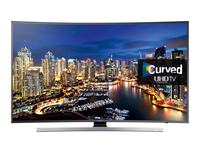 "Samsung UE48JU7500T 48"" Full HD Smart TV Wi-Fi Nero, Metallico LED TV"