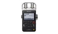 Sony PCM-D100 Nero registratore audio digitale