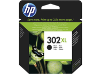 HP 302XL High Yield Black Original Ink Cartridge 8.5ml 480pagine Nero cartuccia d