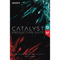 Sony Catalyst Production Suite 100+U
