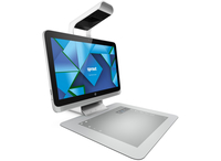 "HP Sprout 23-s110nf 3.2GHz i7-4790S 23"" 1920 x 1080Pixel Touch screen Argento PC All-in-one"