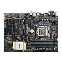 ASUS B85-PLUS/USB 3.1 Intel B85 LGA 1150 (Socket H3) ATX scheda madre