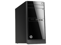 HP 110-334nf 2GHz A6-5200 Microtorre Nero PC