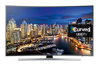 "Samsung UE48JU7500T 48"" 4K Ultra HD Compatibilità 3D Smart TV Wi-Fi Nero LED TV"