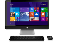 "HP ENVY Recline 27-k401ng 1.9GHz i5-4460T 27"" 1920 x 1080Pixel Touch screen Nero, Argento PC All-in-one"