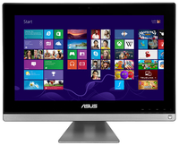 "ASUS ET ET2311IUKH-BC030T 2.9GHz i5-4460S 23"" 1920 x 1080Pixel Nero, Argento PC All-in-one"