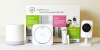 D-Link MYDLINK HOME SECURITY Wi-Fi kit di sicurezza domestica intelligente