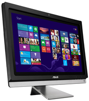 "ASUS ET ET2311IUTH-BG002Q 2.9GHz i5-4460S 23"" 1920 x 1080Pixel Touch screen Nero, Argento PC All-in-one"