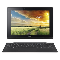 "Acer Aspire Switch 10 E SW3-013-12CF 1.33GHz Z3735F 10.1"" 1280 x 800Pixel Touch screen Nero, Bianco Ibrido (2 in 1)"