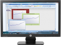 "HP ProDisplay P222va 21.5"" Full HD VA Opaco Nero monitor piatto per PC"