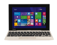 "Toshiba Satellite Click Mini L9W-B-100 1.33GHz Z3735F 8.9"" 1920 x 1200Pixel Touch screen Nero, Argento Ibrido (2 in 1)"