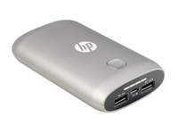 HP 7600mAh Power Pack Interno Argento caricabatterie per cellulari e PDA