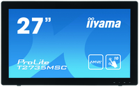 "iiyama ProLite T2735MSC-B2 27"" 1920 x 1080Pixel Multi-touch monitor touch screen"