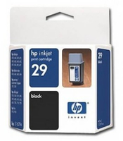 HP 29 40ml Nero cartuccia d