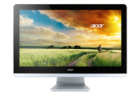 "Acer Aspire ZC-700 1.6GHz N3700 19.5"" 1920 x 1080Pixel Bianco PC All-in-one"