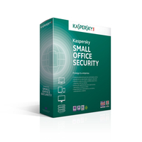 Kaspersky Lab Small Office Security 4, 9u+1, 3Y, Basic Base license 9utente(i) 3anno/i ITA