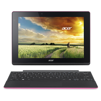 "Acer Aspire Switch 10 E SW3-013-17V2 1.33GHz Z3735F 10.1"" 1280 x 800Pixel Touch screen Rosa Ibrido (2 in 1)"