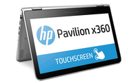 "HP Pavilion x360 13-s002nf 2.1GHz i3-5010U 13.3"" 1366 x 768Pixel Touch screen Argento Ibrido (2 in 1)"