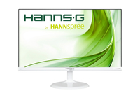 "Hannspree Hanns.G HS246HFW 23.6"" Full HD Opaco Bianco monitor piatto per PC LED display"