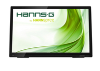 "Hannspree Hanns.G HT273HPB 27"" 1920 x 1080Pixel Multi-touch Tavolo Nero monitor touch screen"