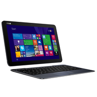 "ASUS Transformer Book T300CHI-FH011P 1.2GHz M-5Y71 12.5"" 2560 x 1440Pixel Touch screen Nero Ibrido (2 in 1) notebook/portatile"