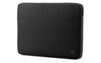 "HP 39.62 cm (15.6"") Spectrum Black Sleeve 15.6"" Custodia a tasca Nero"