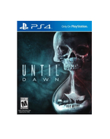 Sony Until Dawn PS4 Basic PlayStation 4 Tedesca videogioco
