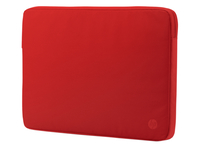 "HP 35.6 cm (14"") Spectrum Red Sleeve 14"" Custodia a tasca Rosso"