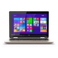 "Toshiba Satellite Radius 11 L15W-B1303 2.16GHz N2840 11.6"" 1366 x 768Pixel Touch screen Oro Ibrido (2 in 1)"