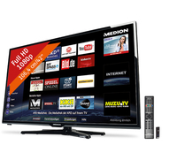 "MEDION P17098 42"" Full HD Smart TV Nero LED TV"