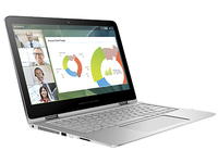 "HP Spectre Pro x360 G1 2.3GHz i5-5300U 13.3"" 1920 x 1080Pixel Touch screen Argento Ibrido (2 in 1)"