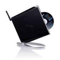 ASUS EeeBox PC EB1503-B0240 1.86GHz D2550 Desktop piccolo Nero Mini PC