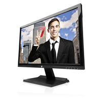 "V7 L23600WHS-9K 23.6"" Full HD Nero monitor piatto per PC LED display"