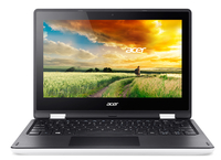 "Acer Aspire R 11 R3-131T-C4KQ 1.6GHz N3150 11.6"" 1366 x 768Pixel Touch screen Nero, Bianco Ibrido (2 in 1)"