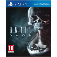 Sony UNTIL DAWN, PS4 PlayStation 4 ITA videogioco